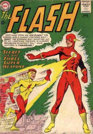Flash # 135 Issues V1 (1959 - 1985)
