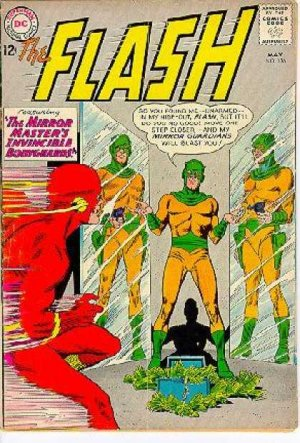 Flash # 136 Issues V1 (1959 - 1985)