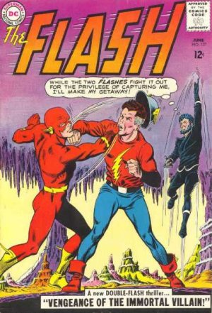 Flash # 137 Issues V1 (1959 - 1985)
