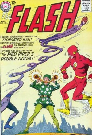 Flash # 138 Issues V1 (1959 - 1985)