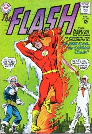 Flash # 140 Issues V1 (1959 - 1985)