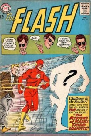 Flash # 141 Issues V1 (1959 - 1985)