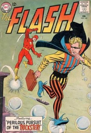 Flash # 142 Issues V1 (1959 - 1985)