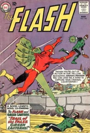 Flash # 143 Issues V1 (1959 - 1985)