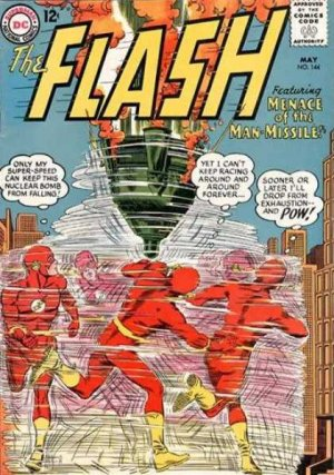 Flash # 144 Issues V1 (1959 - 1985)