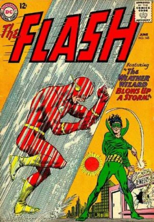 Flash # 145 Issues V1 (1959 - 1985)