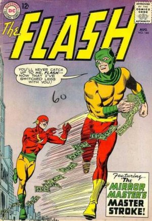 Flash # 146 Issues V1 (1959 - 1985)