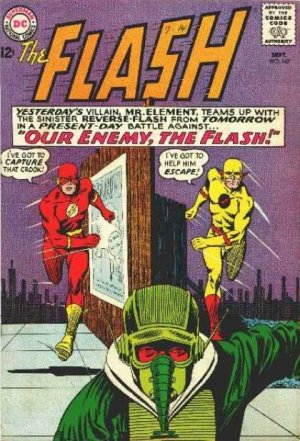 Flash # 147 Issues V1 (1959 - 1985)