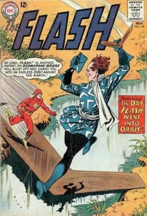 Flash # 148 Issues V1 (1959 - 1985)