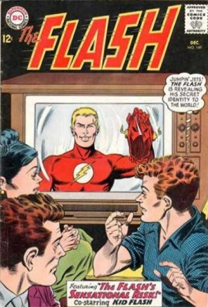 Flash # 149 Issues V1 (1959 - 1985)