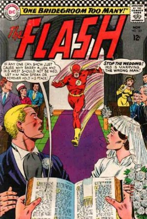 Flash # 165 Issues V1 (1959 - 1985)
