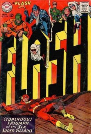 Flash # 174 Issues V1 (1959 - 1985)