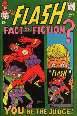 Flash # 179 Issues V1 (1959 - 1985)
