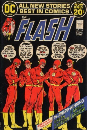 Flash # 217 Issues V1 (1959 - 1985)
