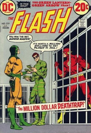 Flash # 219 Issues V1 (1959 - 1985)