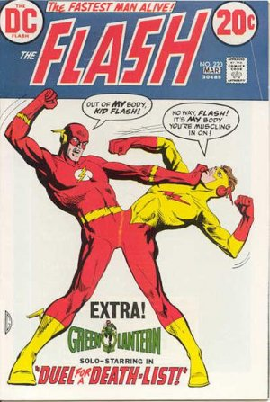 Flash 220 - The Slowest Man On Earth