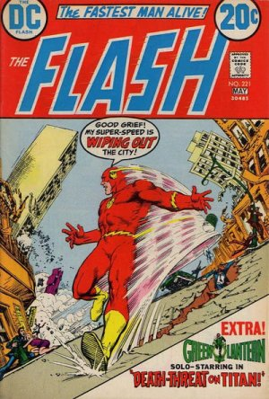Flash # 221 Issues V1 (1959 - 1985)