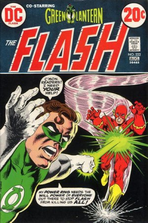 Flash # 222 Issues V1 (1959 - 1985)