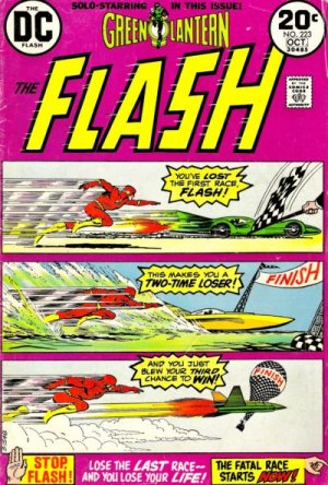 Flash # 223 Issues V1 (1959 - 1985)