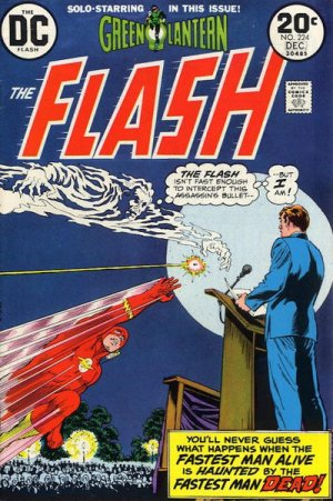 Flash # 224 Issues V1 (1959 - 1985)
