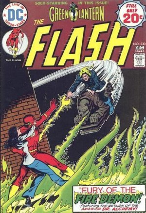 Flash # 230 Issues V1 (1959 - 1985)