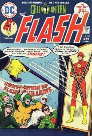 Flash # 231 Issues V1 (1959 - 1985)