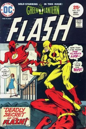 Flash # 233 Issues V1 (1959 - 1985)