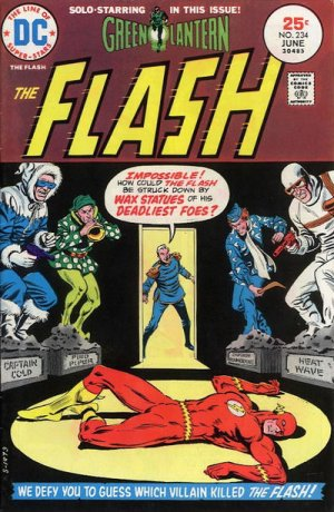 Flash # 234 Issues V1 (1959 - 1985)