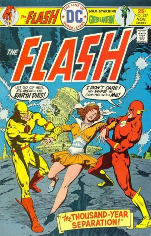 Flash # 237 Issues V1 (1959 - 1985)