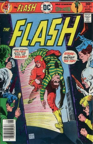 Flash # 243 Issues V1 (1959 - 1985)