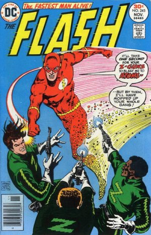 Flash # 245 Issues V1 (1959 - 1985)