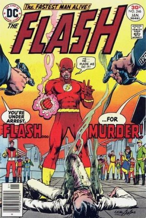 Flash # 246 Issues V1 (1959 - 1985)
