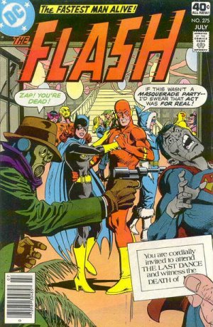 Flash # 275 Issues V1 (1959 - 1985)