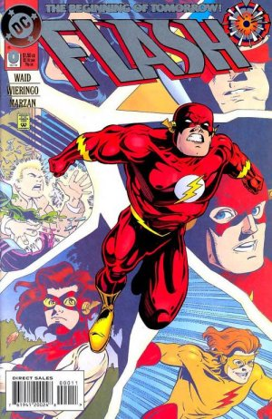 Flash # 0 Issues V2 (1987 - 2009)