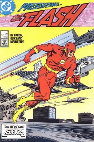 Flash # 1 Issues V2 (1987 - 2009)