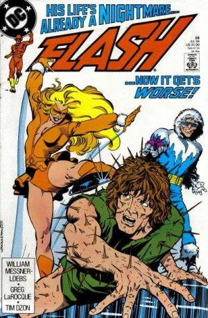 Flash # 28 Issues V2 (1987 - 2009)