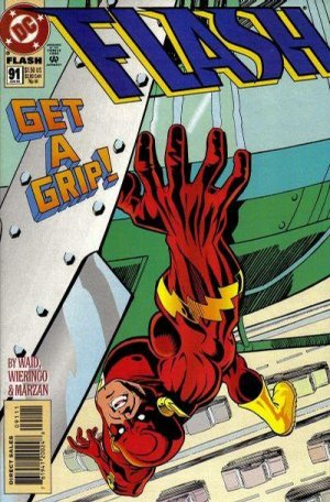 Flash # 91 Issues V2 (1987 - 2009)