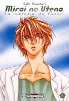couverture, jaquette Mirai no Utena - La Mélodie du Futur 8  (Delcourt Manga) Manga