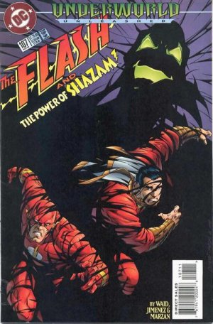 Flash # 107 Issues V2 (1987 - 2009)
