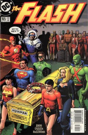 Flash # 165 Issues V2 (1987 - 2009)