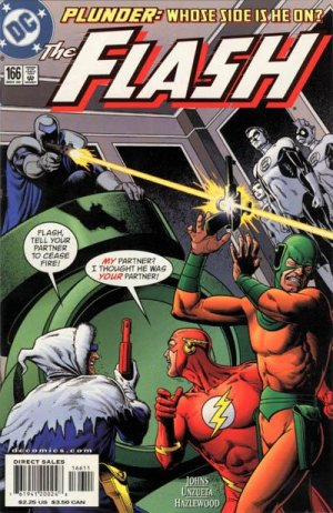 Flash # 166 Issues V2 (1987 - 2009)