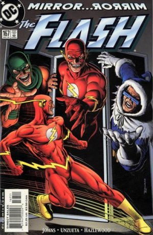 Flash # 167 Issues V2 (1987 - 2009)