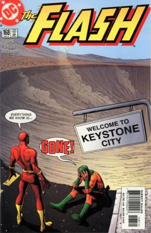 Flash # 168 Issues V2 (1987 - 2009)