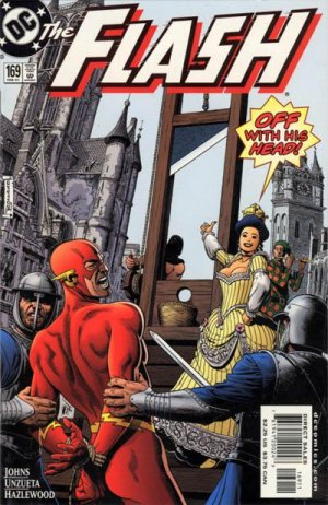 Flash # 169 Issues V2 (1987 - 2009)
