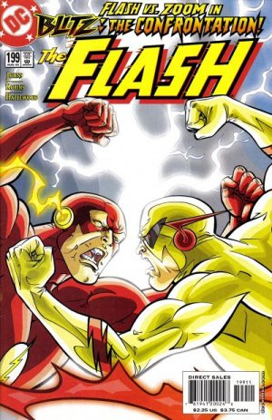 Flash # 199 Issues V2 (1987 - 2009)