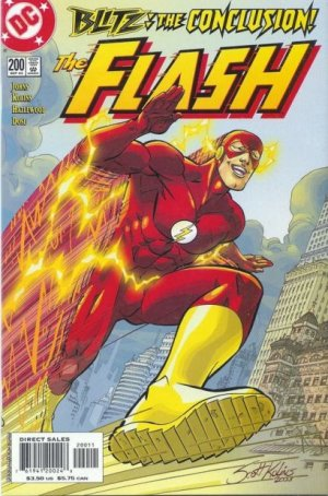 Flash # 200 Issues V2 (1987 - 2009)