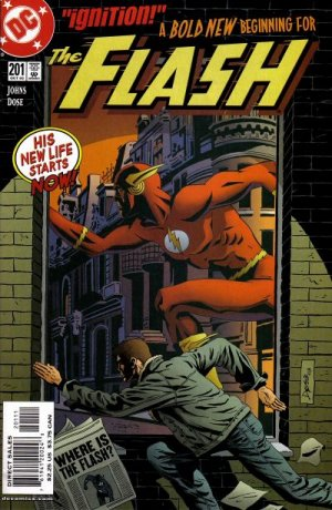 Flash # 201 Issues V2 (1987 - 2009)
