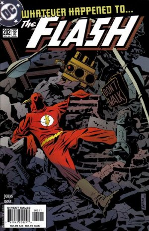 Flash # 202 Issues V2 (1987 - 2009)