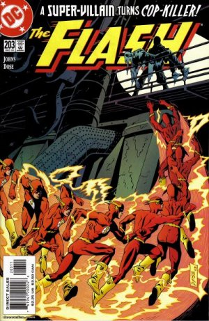 Flash # 203 Issues V2 (1987 - 2009)
