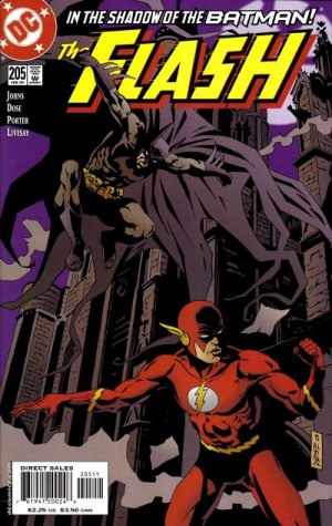 Flash # 205 Issues V2 (1987 - 2009)